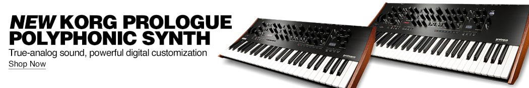 Korg Prologue Synthesizers