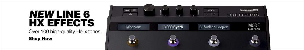 Line 6 HX Multi-Effects Pedal