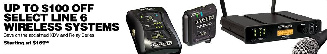 Line 6 Wireless Systems