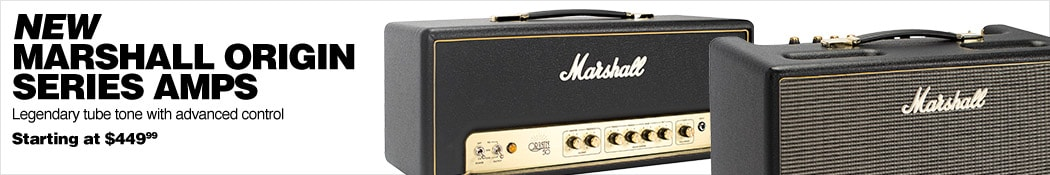 Marshall Origin Amps