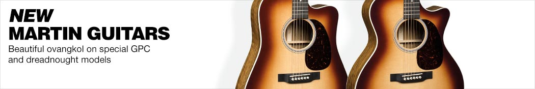 Martin DC Special Dreadnought Acoustic-Electric Guitar