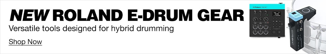 Roland RT-MicS & TM-6 PRO Drum Modules
