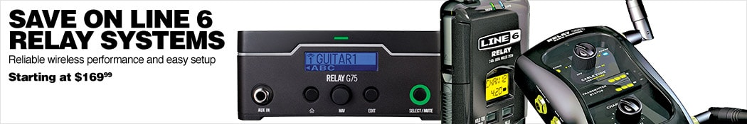 Save on Line 6 Relay System