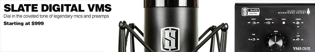 Slate VMS Virtual Microphone