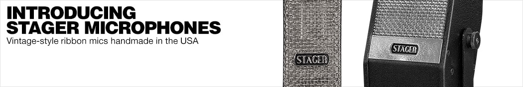 Stager Microphones