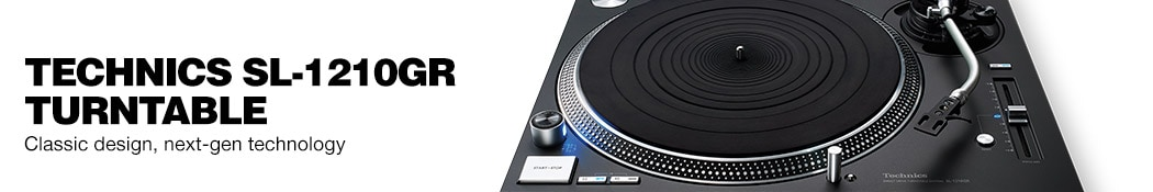 Technics SL1210GR Turntables