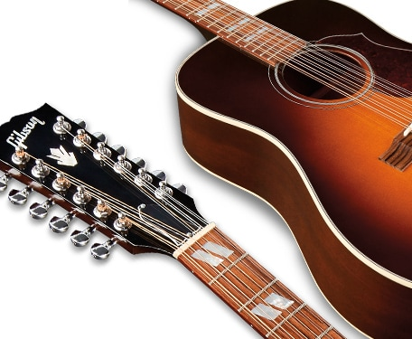 New Gibson Hummingbird Pro 12-string Acoustic/Electric