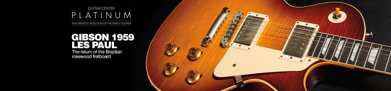 Gibson Custom 1959 Les Pauls