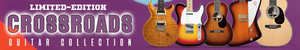 Limited-Edition Crossroads Guitar Collection