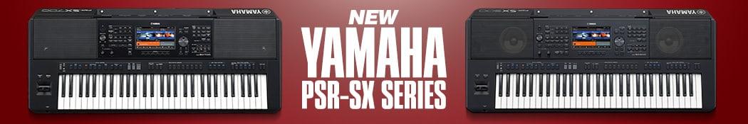 New Yamaha PSR-SX Series