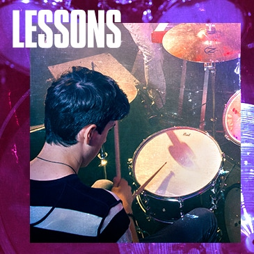 Musical Instrument Lessons
