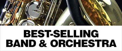 Best-Selling Band & Orchestra
