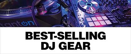 Best-Selling DJ Gear