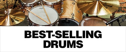 Best-Selling Drums